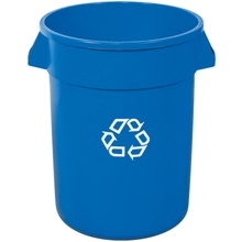 Rubbermaid<span class='rtm'>®</span> Brute<span class='rtm'>®</span> Recycling Containers