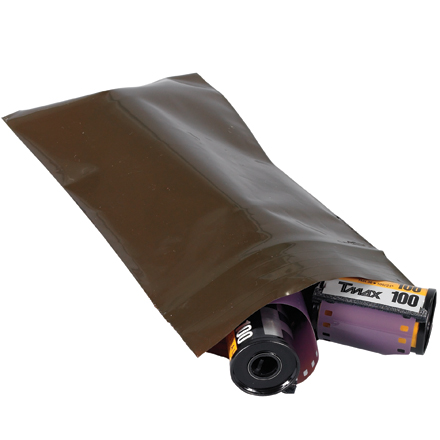 Amber UV Reclosable Poly Bags